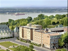 Hotel Chateau Laurier Que, Quebec City