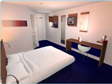 Travelodge Central Waterl, Edinburgh