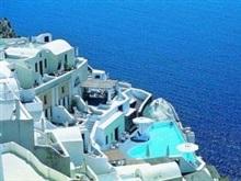 Hotel Katikies, Insula Santorini