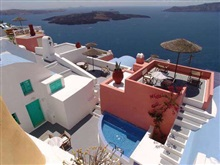 Cliff Side Suites, Fira