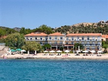 Hotel Pebble Beach, Plomari