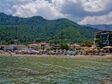 Hotel Blue Sea Beach Resort, Skala Potamia