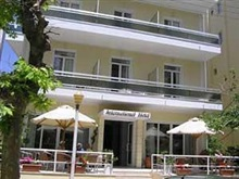 Hotel International, Statiunea Rodos