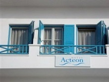 Acteon, Ios Island