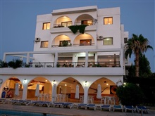 Stephanos Hotel Apartments, Statiunea Paphos
