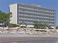 Hotel Mediterranean, Rhodes All Locations