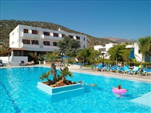 Kyknos Beach Hotel And Bungalows, Malia Crete