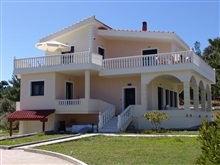 3 Bedroom Maisonette In Potos Re0685, Thassos Town