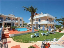 Sirena Apartments, Heraklion