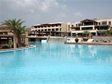 Aquagrand Exclusive Deluxe Resort Lindos, Statiunea Rodos