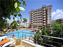 Happy Elegant Hotel, Alanya