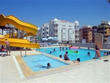 Emir Fosse Beach , Alanya