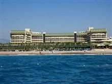 Hotel Amelia Beach Resort, Side