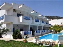 Hotel Villa Smaro, Golden Beach