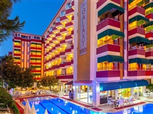 Hotel Galaxy Beach, Alanya