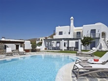 Aqua Breeze Villas Naxos, Plaka