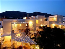 Emilia Luxury Apartments, Syros