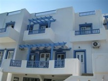 Vithos Apartments, Astypalea