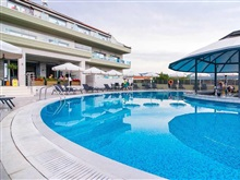 The Dome Luxury Hotel, Thassos Town