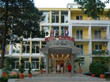 Hotel Central, Mamaia