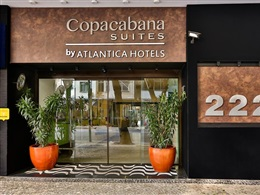 Copacabana Suites by Atlantica Hotels * * *