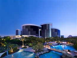 Hotel Grand Hyatt Dubai * * * * *