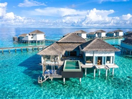 Raffles Maldives Meradhoo Resort * * * * *