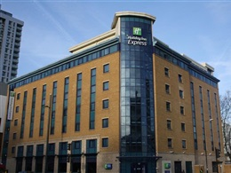 Holiday Inn Express London Stratford * * *
