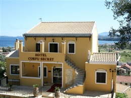 Corfu Secret Boutique Hotel * * *