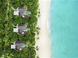 Jw Marriott Maldives Resort And Spa * * * * *