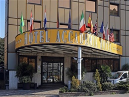Antares Accademia Hotel * * * *
