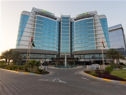 Hotel Holiday Inn Abu Dhabi * * * *
