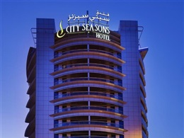 Hotel City Seasons Dubai * * * *