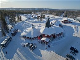 Santa Claus Holiday Village * * * *