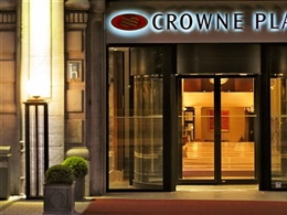 Crowne Plaza Brussels Le Palace * * * *