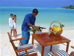 Beachwood Hotel and Spa at Maafushi * * * *