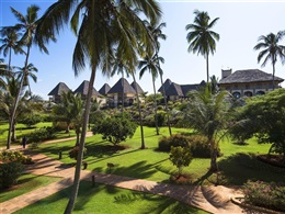 Neptune Pwani Beach Resort Spa * * * * *