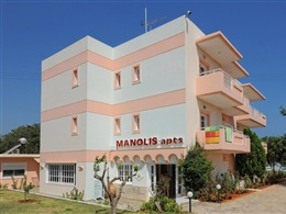 Manolis Apartments * * *+