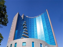 DoubleTree by Hilton Yerevan City Centre * * * *+