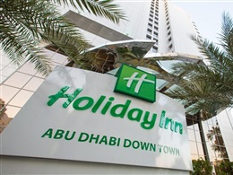 Holiday Inn Abu Dhabi Downtown * * * *