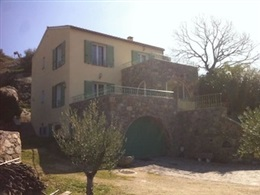 Hotel House With 3 Bedrooms In Aregno With Wonderful Sea View And Enclosed