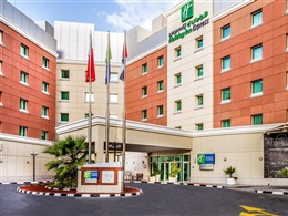 Hotel Holiday Inn Express Dubai Internet City * *