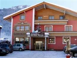 Hotel Pension Bergheil * * *
