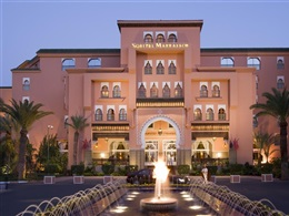 Hotel Sofitel Marrakech Palais Imperial * * * * *