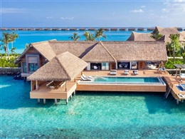 Waldorf Astoria Maldives * * * * *