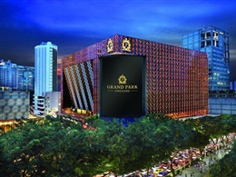 Hotel Grand Park Orchard * * * * *