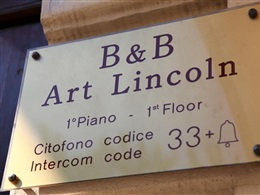 Palermo Art Lincoln * * *