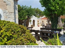 Camping Belvedere Mobile Homes Adriatic Kamp