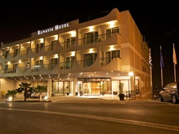 Hotel Egnatia City Hotel And Spa * * * *+