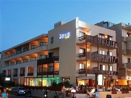Steris Elegant Beach Hotel Apartments * * *